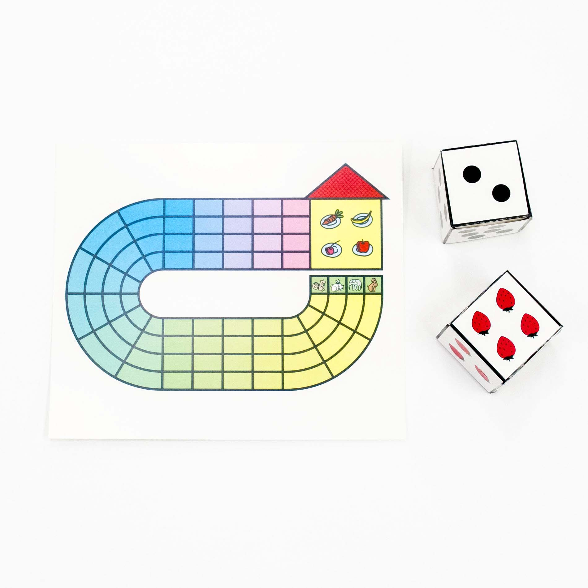 競争ゲームA型