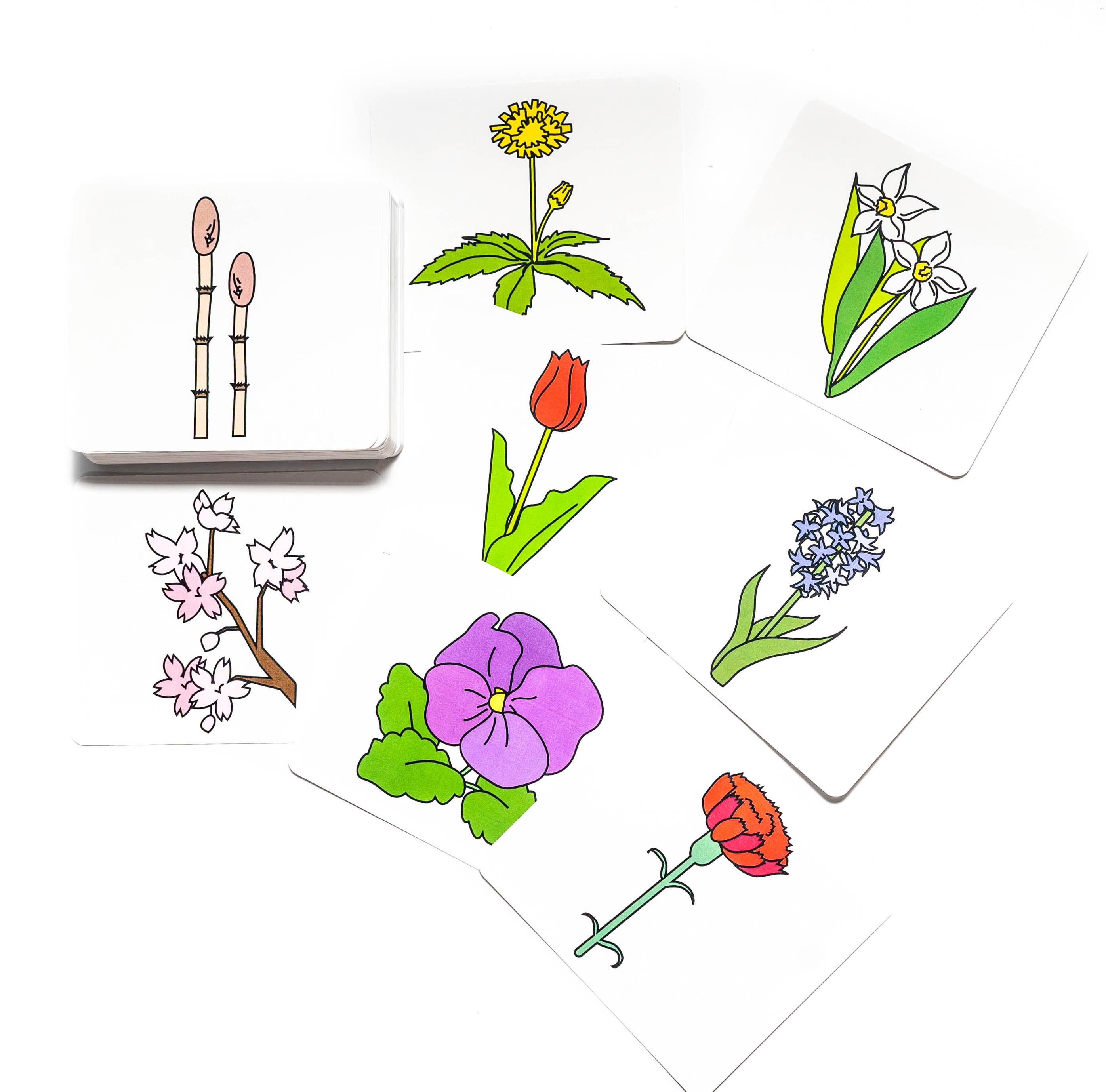 季節感カード